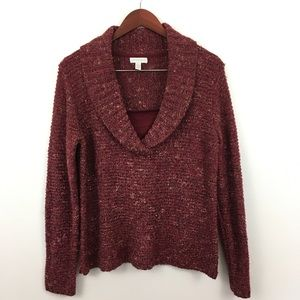2/$20 Charter Club Pullover V-Neck Sweater